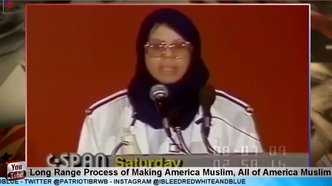 ISLAM'S OBJECTIVE IS TO TAKE OVER AMERICA!