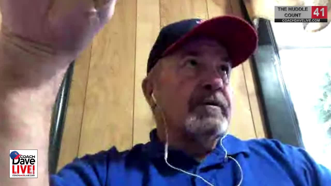 The Fearful and Unbelieving   Coach Dave Live   1-30-2020