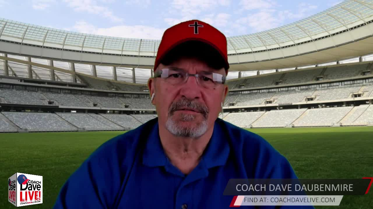 Repent for what you have NOT done | Coach Dave Live | 4-23-2020