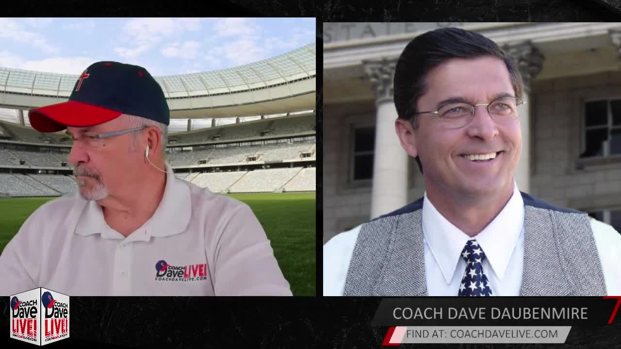 Petitioning the Government | Coach Dave LIVE | 5-1-2020