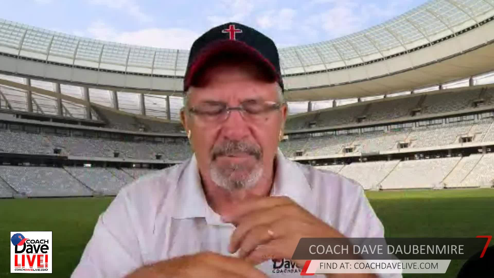 Kings of the World | Coach Dave LIVE | 6.30.2020