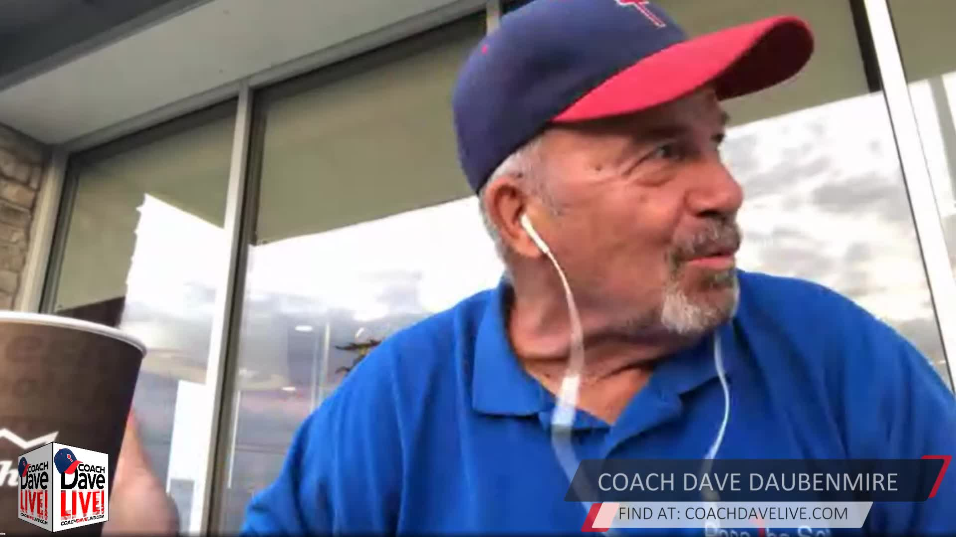 Coach Dave LIVE with Guest Ken Hall | 7.28.2020
