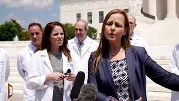 This is a must watch. American doctors talk about the virus and address COVID...