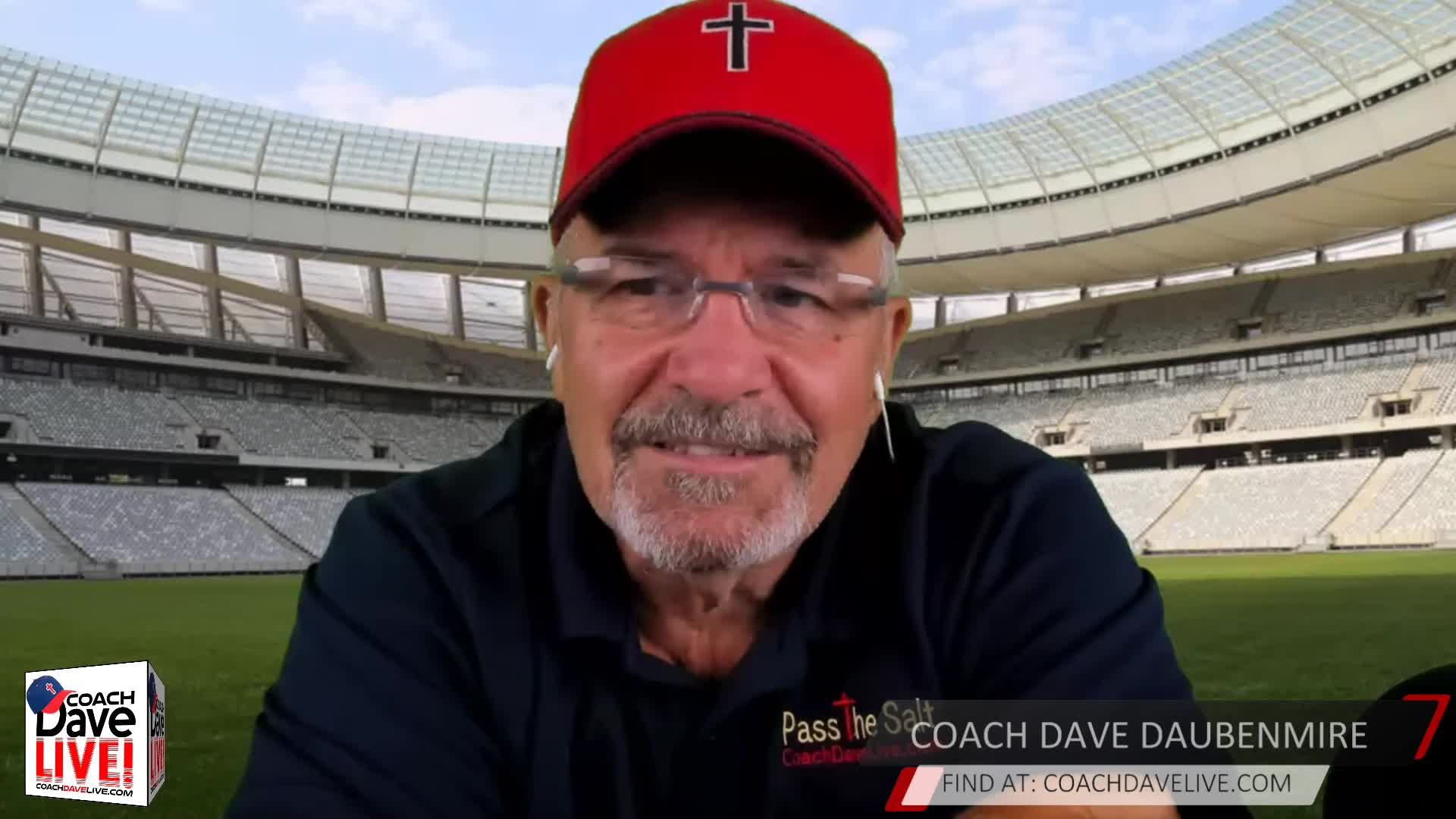 Coach Dave LIVE   08-26-2020   THE ZEAL OF PHINEAS