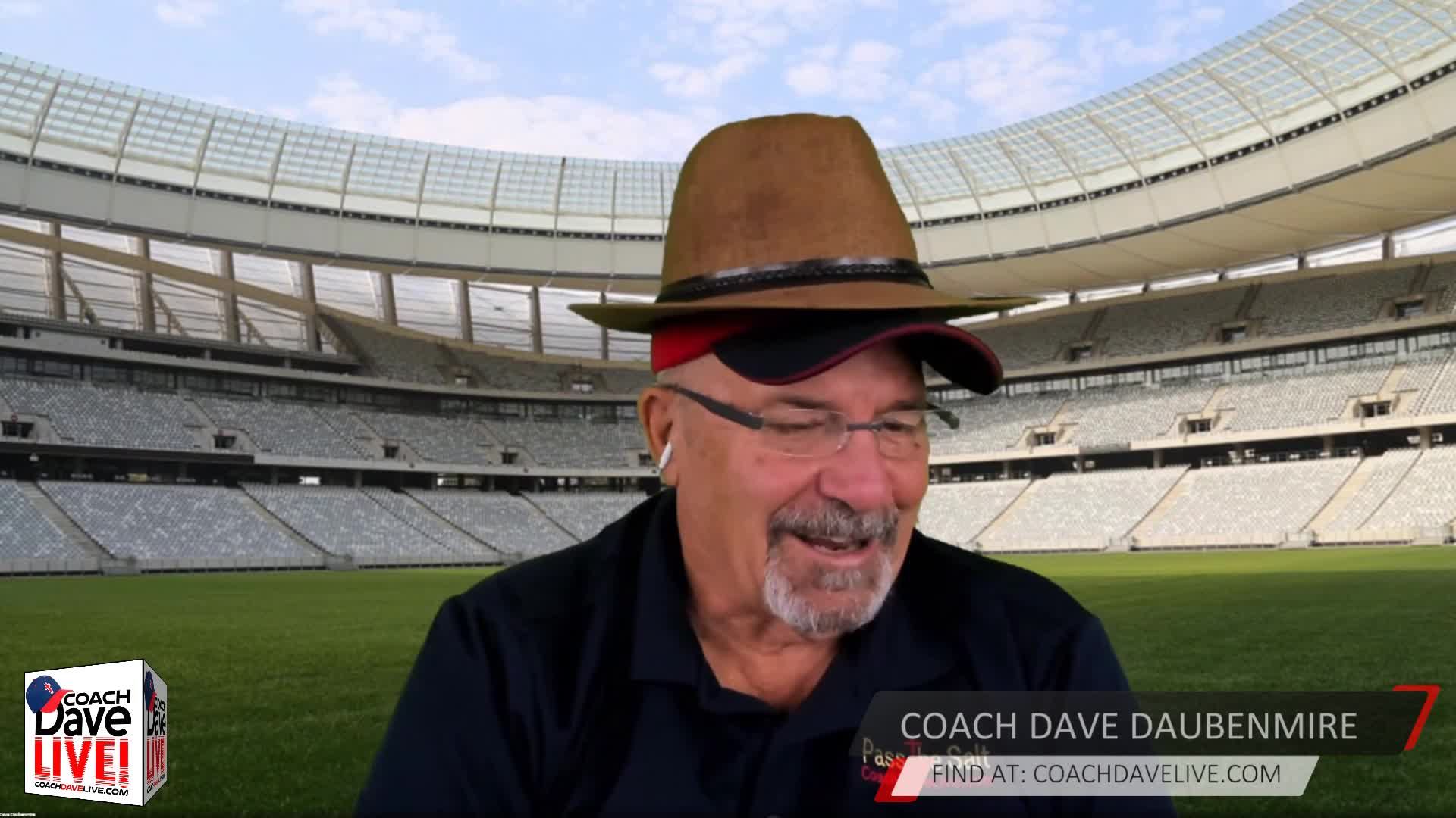 Coach Dave LIVE | 09-15-2020 | WE'RE NOT GOING TO TAKE IT