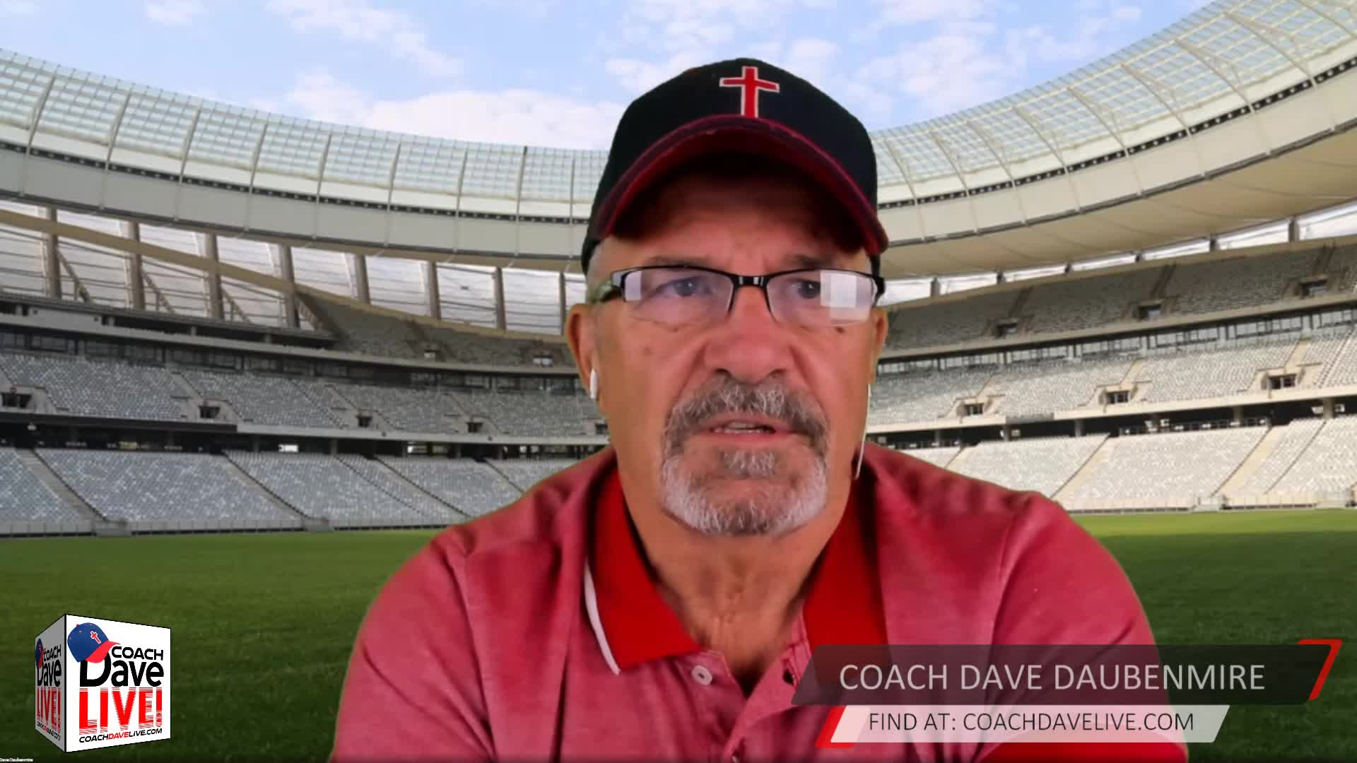 Coach Dave LIVE | 09-30-2020 | THE STRONG DELUSION