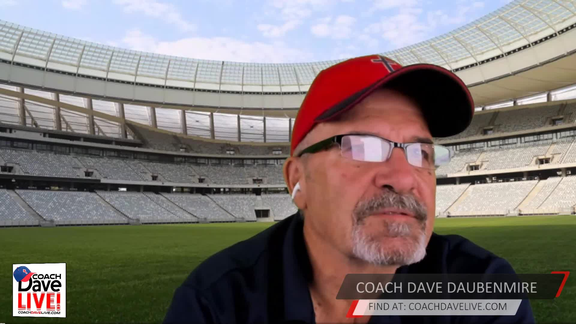 Coach Dave LIVE   10-01-2020   LAW OF THE SPIRIT OF LIFE
