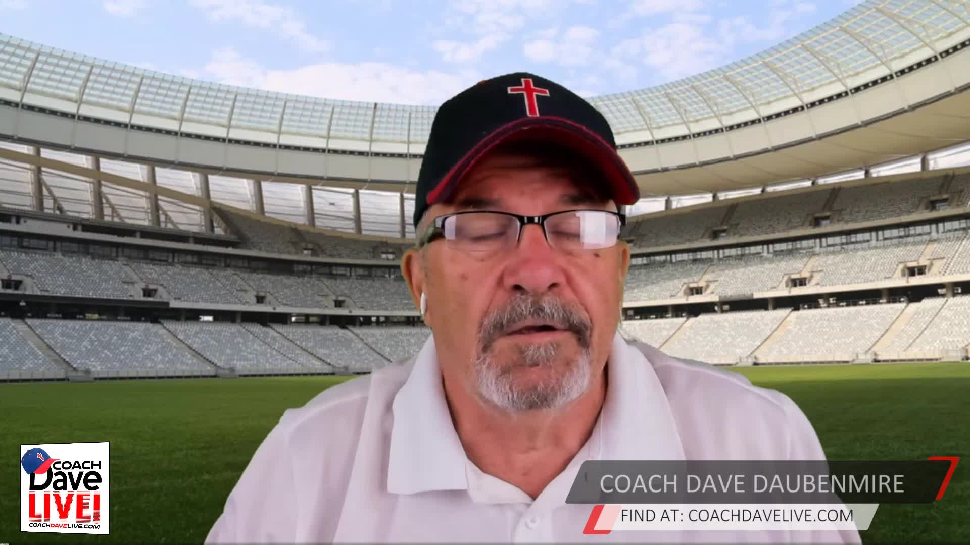 Coach Dave LIVE | 10-02-2020 | CITIZENSHIP AND ETHICS WITH JOHN DIAMOND