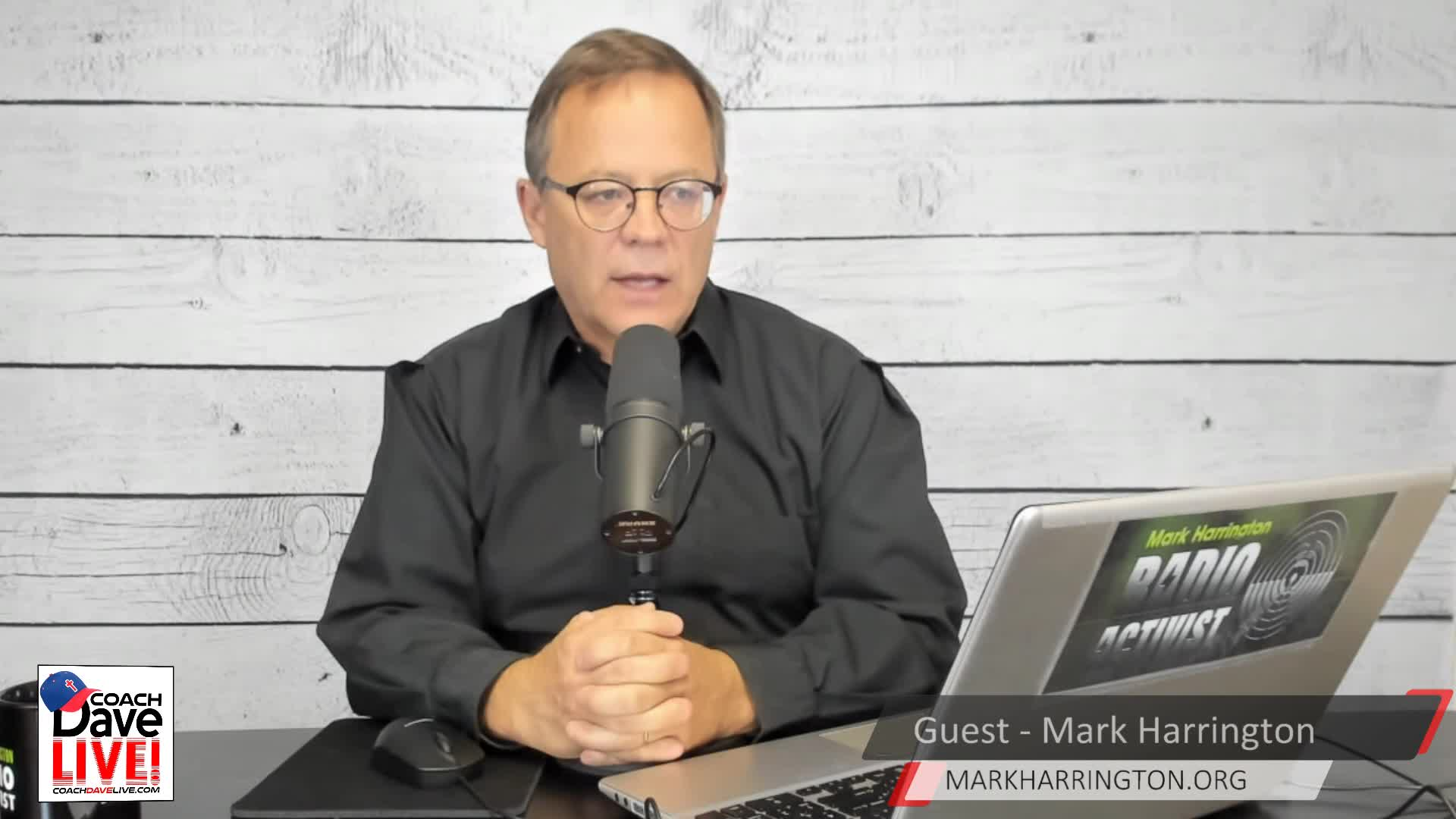 Coach Dave LIVE | 10-29-2020 | CREATED EQUAL