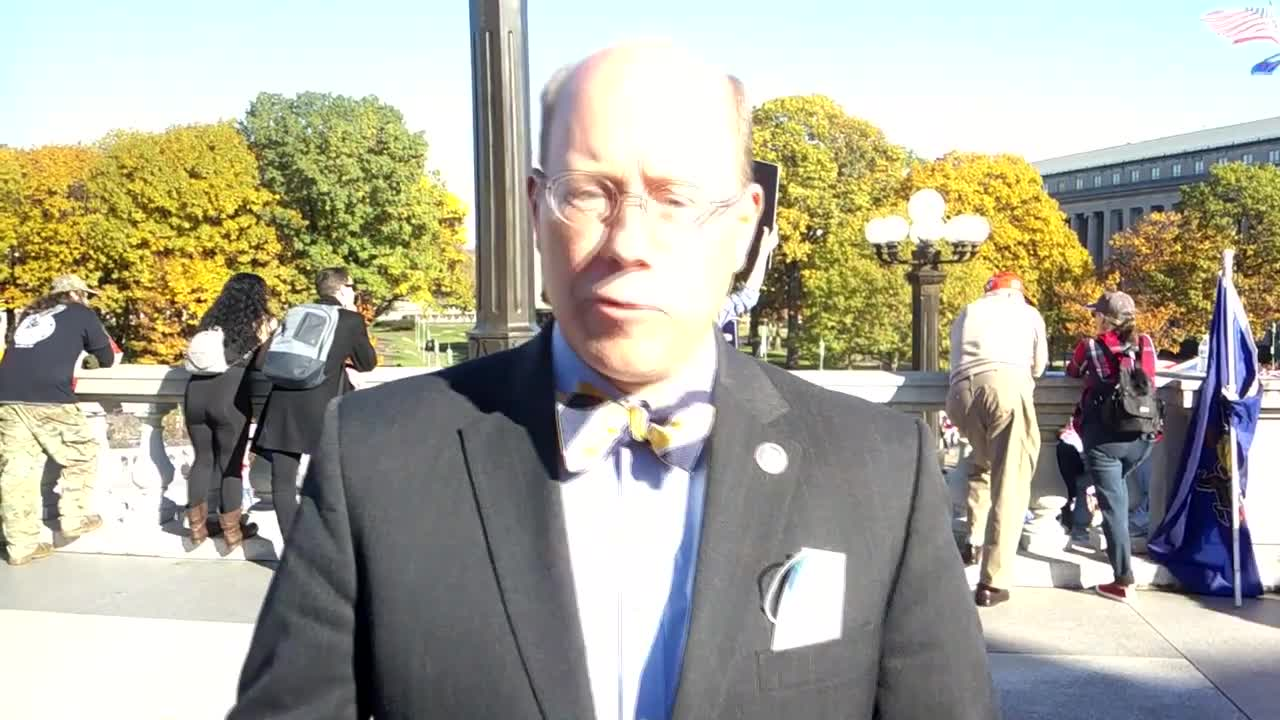 INTERVIEW WITH PA STATE REP! PAUL SCHEMEL!