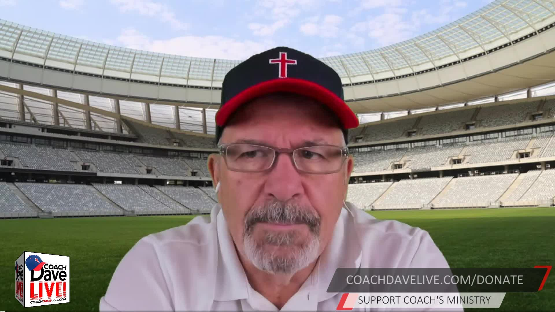 Coach Dave LIVE | 11-23-2020 | GETTING LIVELY