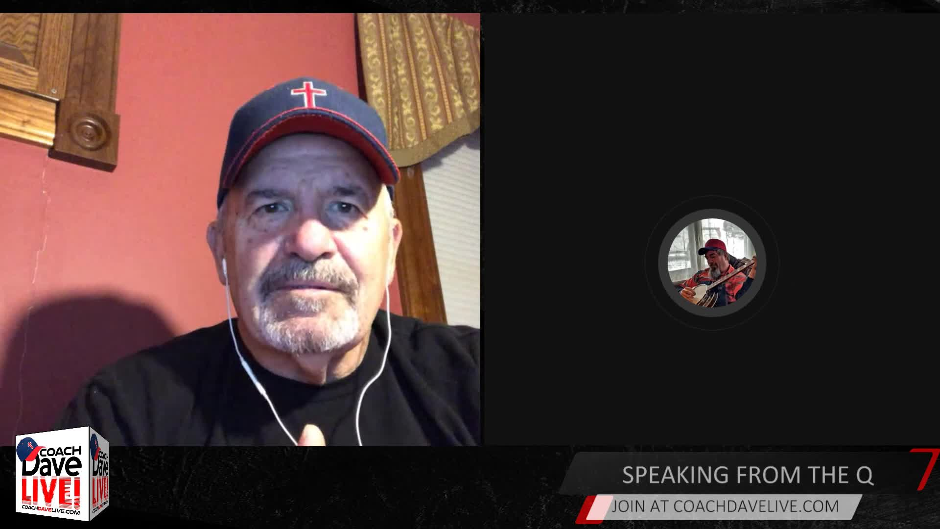 Coach Dave LIVE | 11-25-2020 | DELIVER THE MAIL