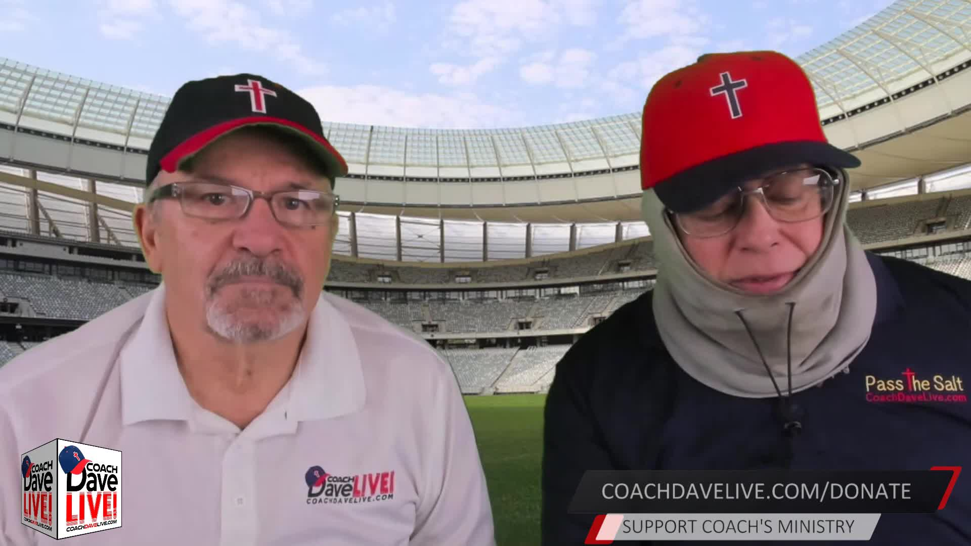 Coach Dave LIVE | 12-07-2020 | THE METER MAN