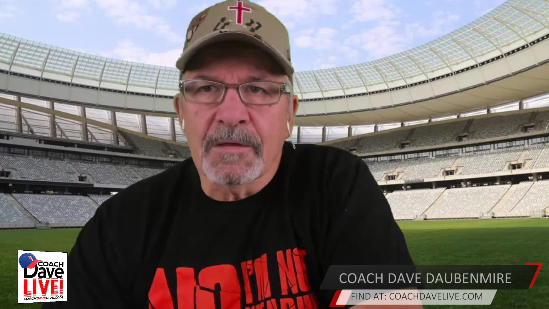 Coach Dave LIVE | 12-10-2020 | FOOD MATTERS