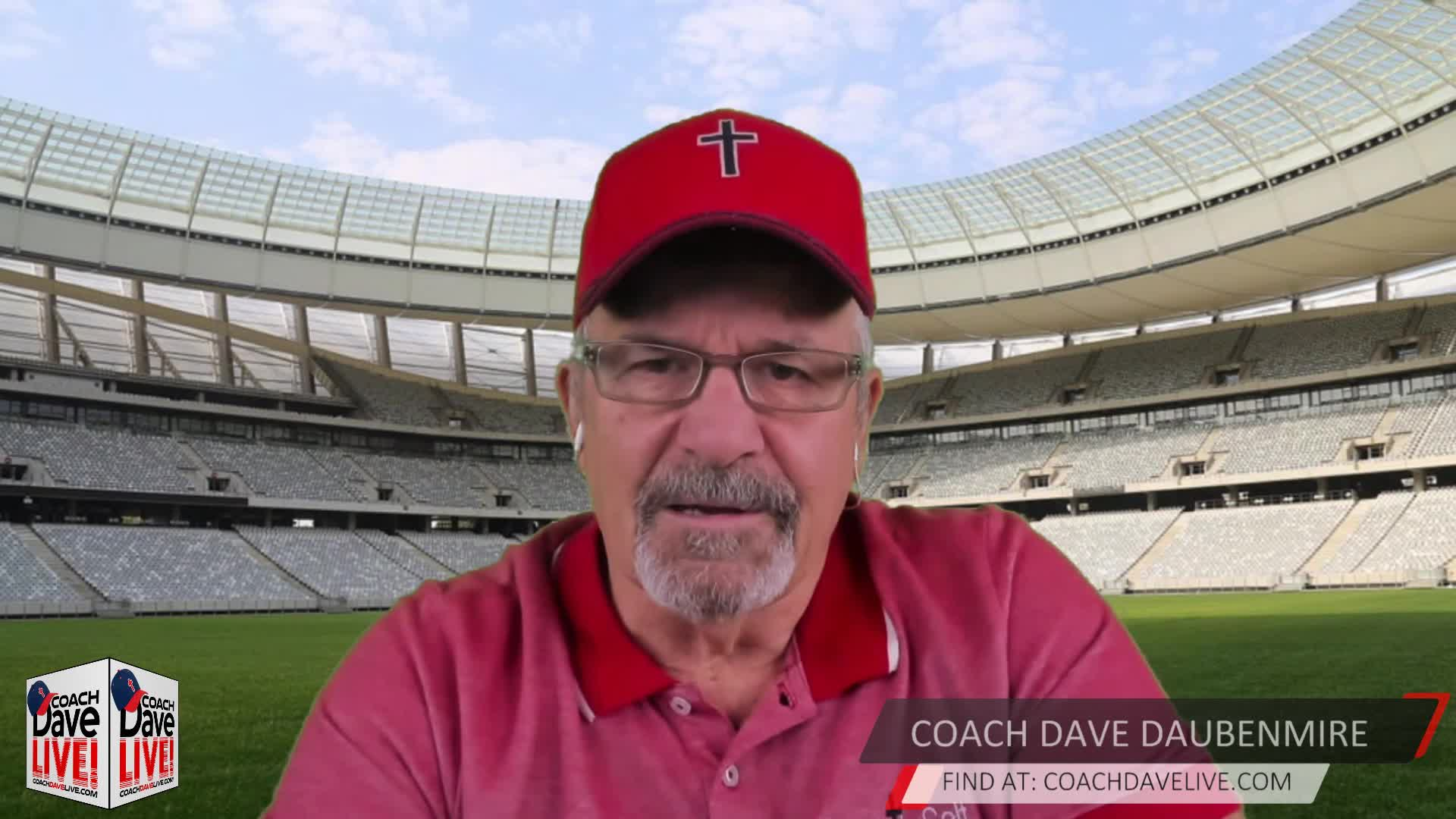 Coach Dave LIVE | 12-15-2020 | ROOT OUT