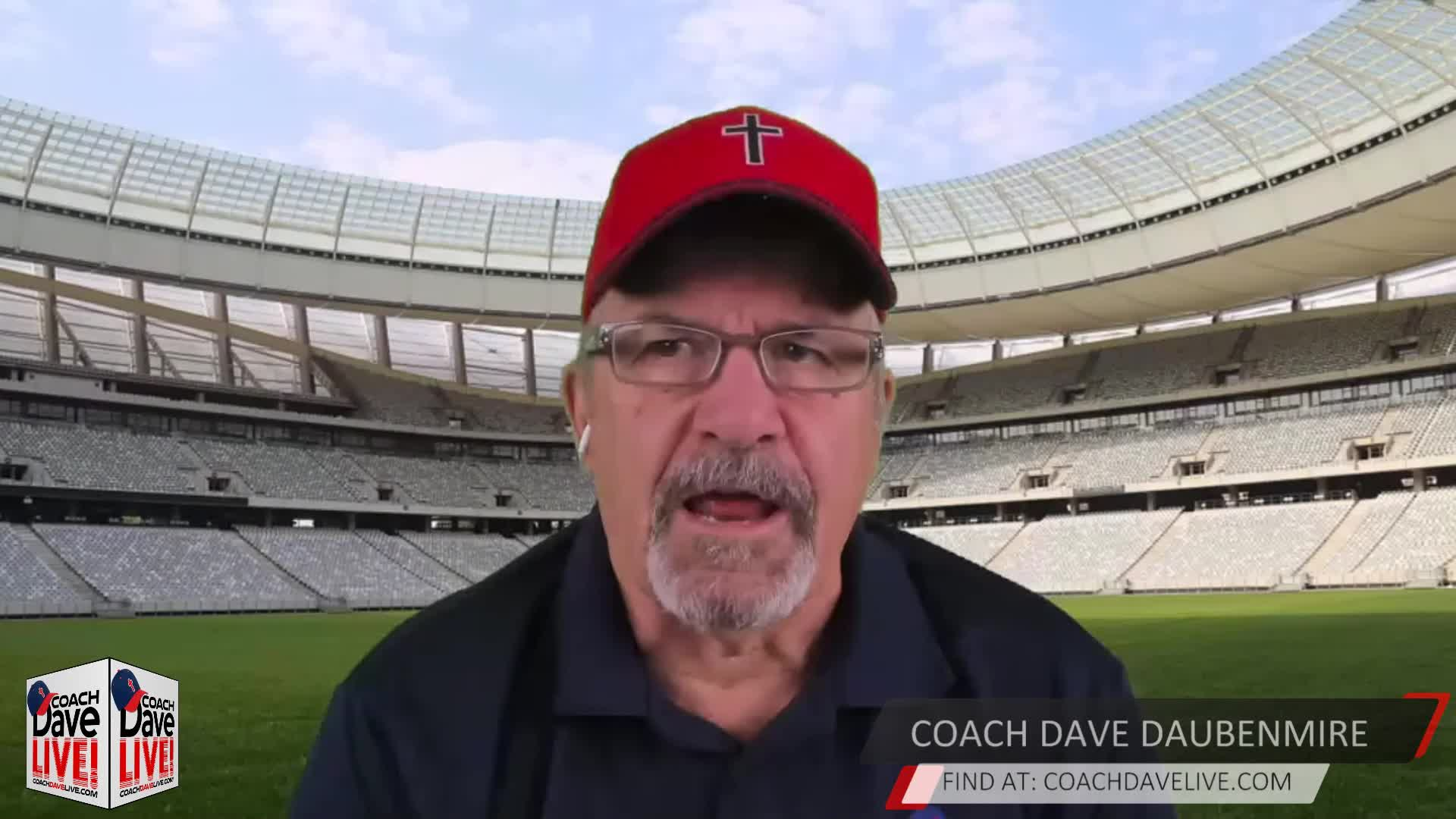 Coach Dave LIVE   12-16-2020   ARMED MEN GOING TO DC 4 JANUARY