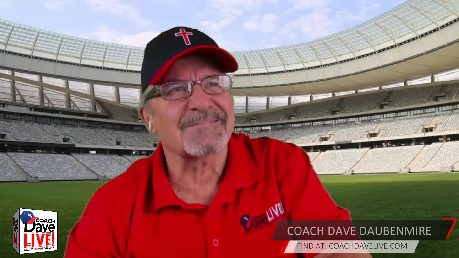 Coach Dave LIVE | 12-22-2020 | ROOTING OUT EVIL SPIRITS
