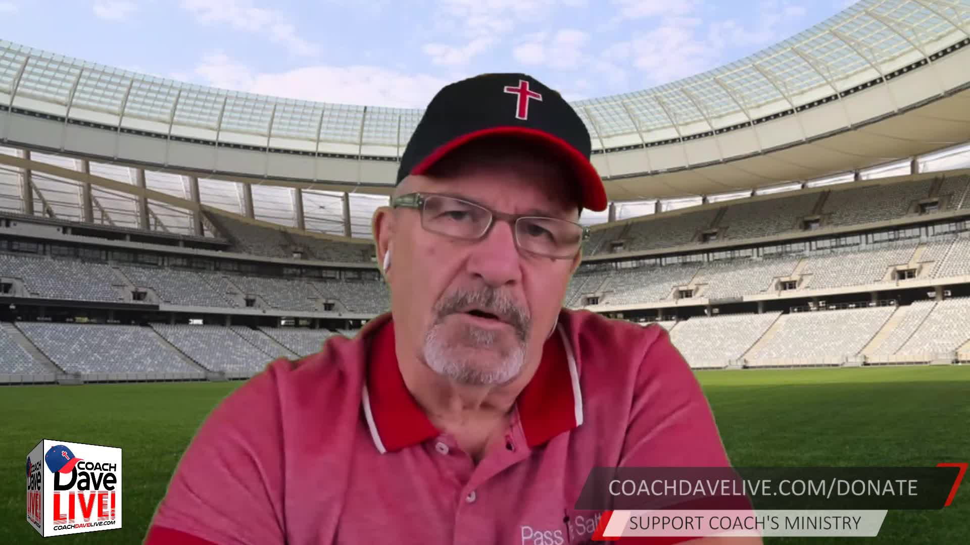 Coach Dave LIVE | 12-31-2020 | TURNING A FATHER'S HEART