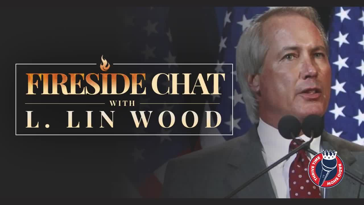 Fireside Chat With Lin Wood- Episode 3 | Shining a Light on the Truth About Chief Justice...