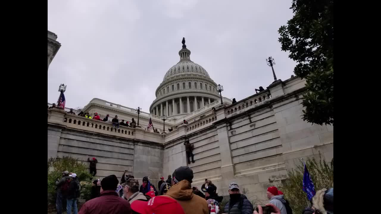 PATRIOTS MARCH ON CAPITAL! THIS IS OUR HOUSE!  MUSIC VIDEO!