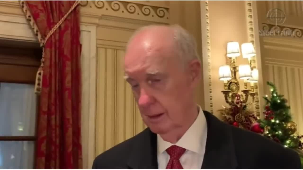 Lt. General Thomas McInerney Reveals What Happened to  the Nancy Pelosi LapTop