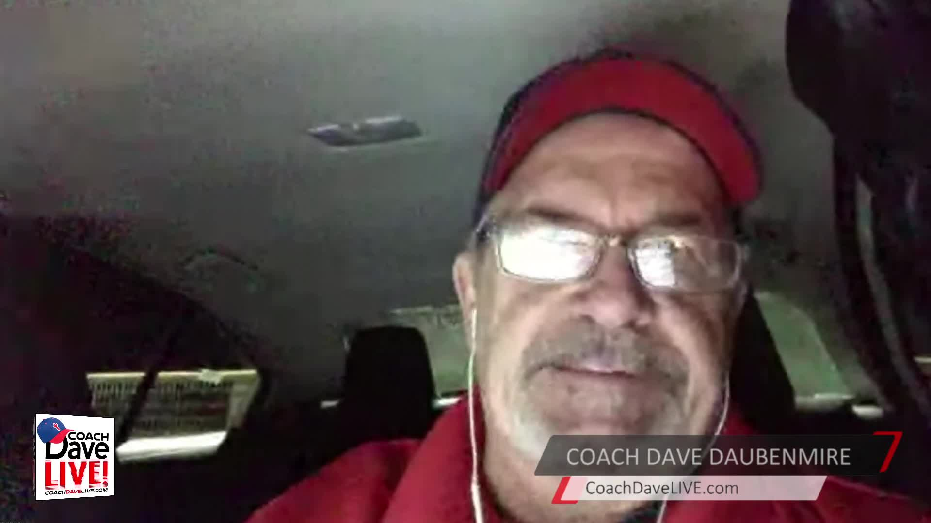 Coach Dave LIVE   02-04-2021   Transgender Tragedies with Guests David Arthur and Mike Heath