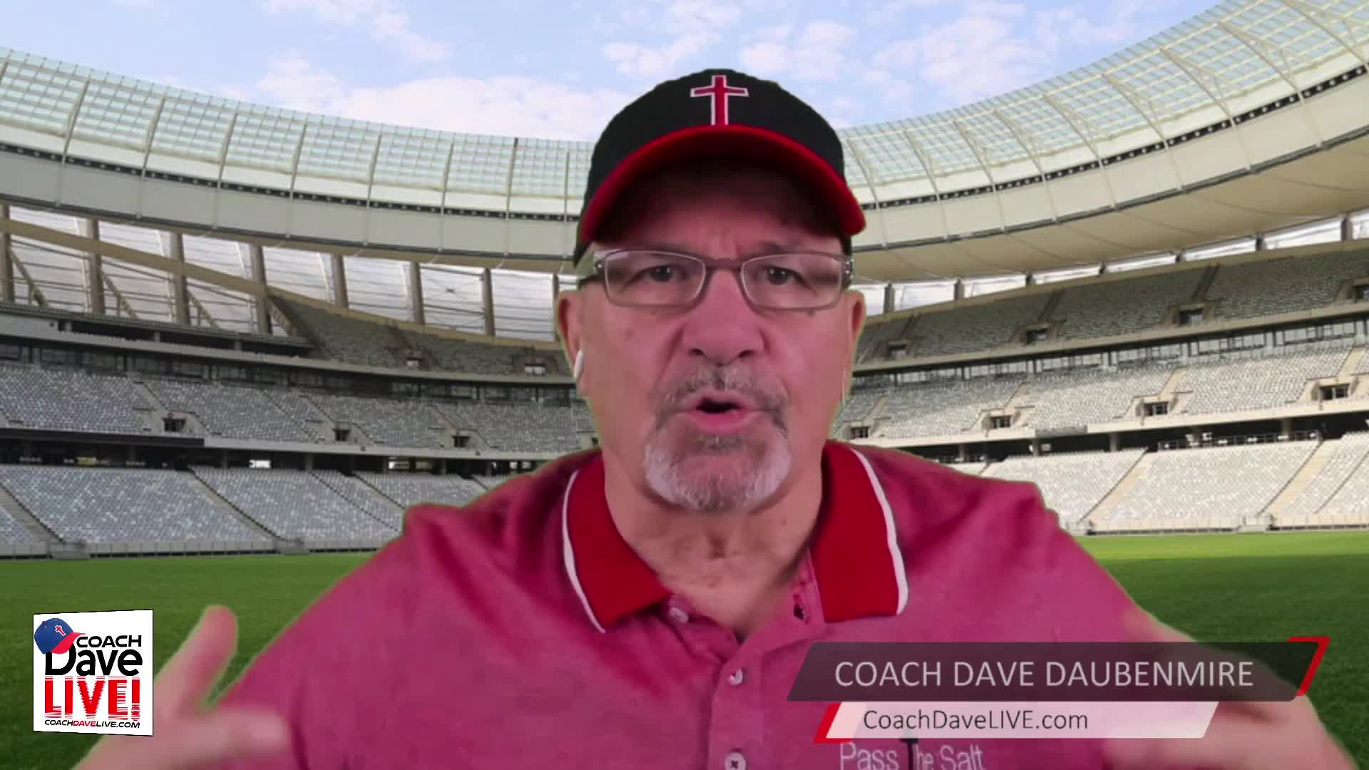 Coach Dave LIVE | 2-17-2021 | STUPID AND SILENT