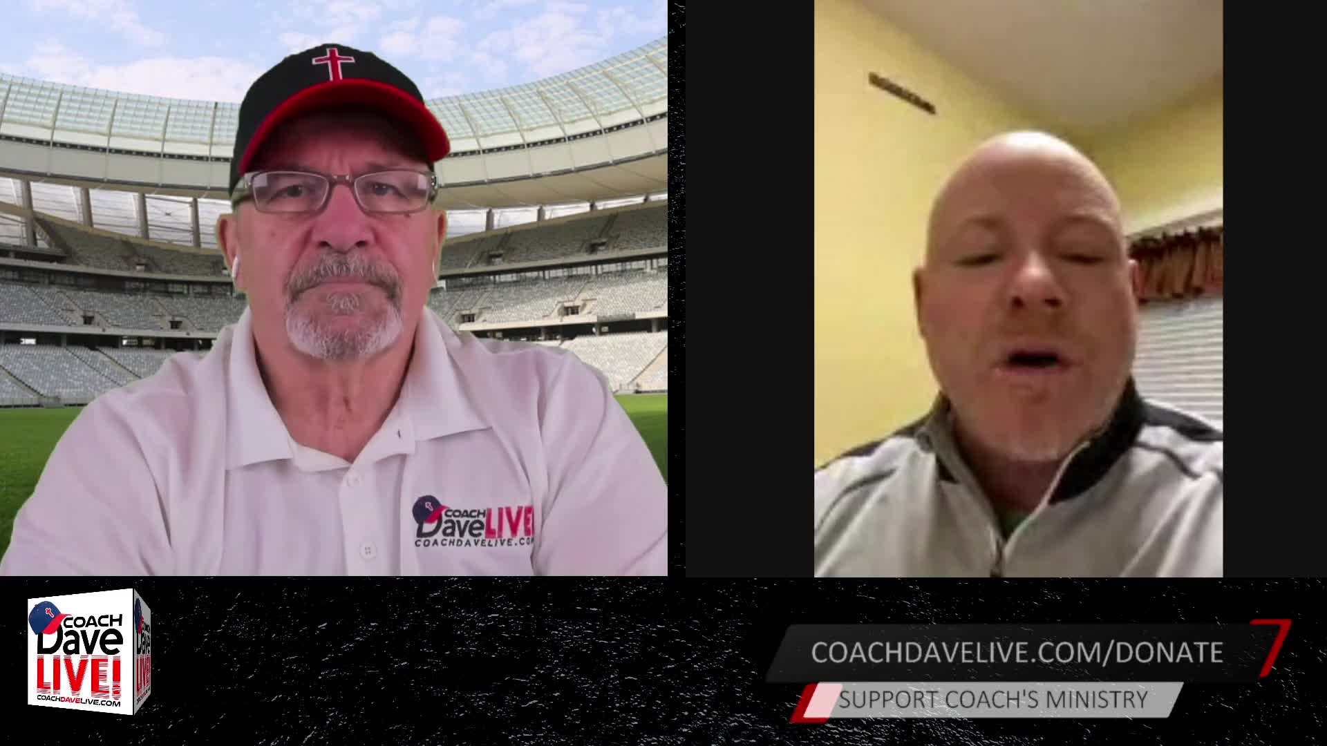 Coach Dave LIVE | 3-1-2021 | SPEAKING TO A REBELLIOUS HOUSE