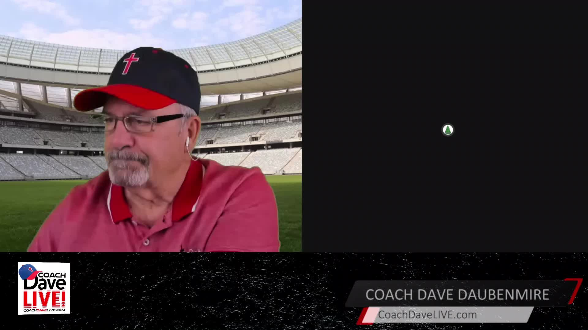 Coach Dave LIVE | 3-24-2021 | BELIEVE IT OR NOT - AUDIO ONLY