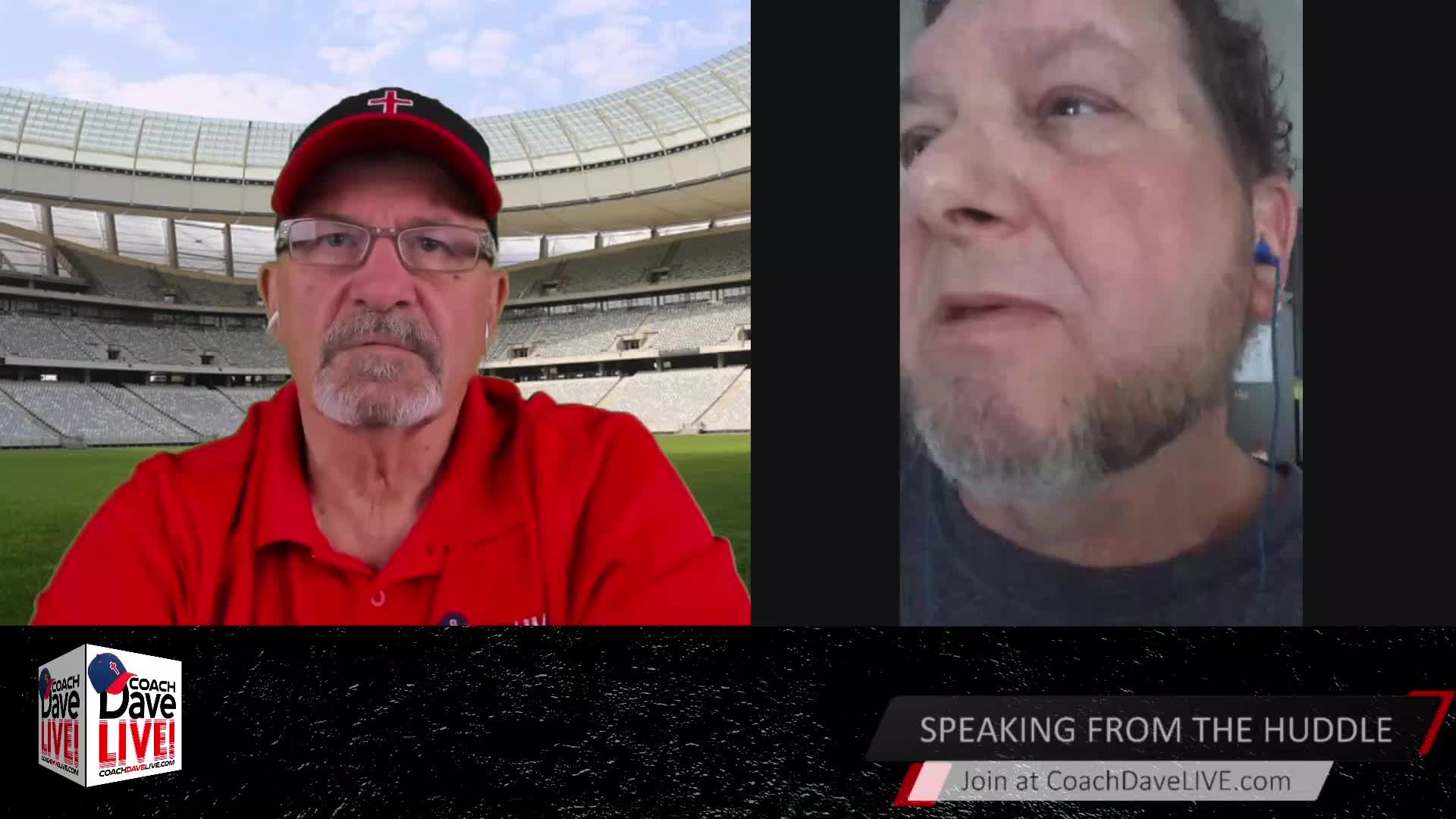 Coach Dave LIVE | 4-16-2021 | FLEA FLICKER FRIDAY: DOC MARQUIS AND MORE COVID LIES - AUDIO ONLY