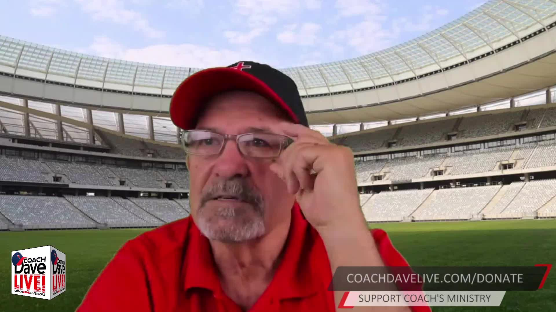 Coach Dave LIVE | 5-3-2021 | CRAP-ICAL RACE THEORY - AUDIO ONLY