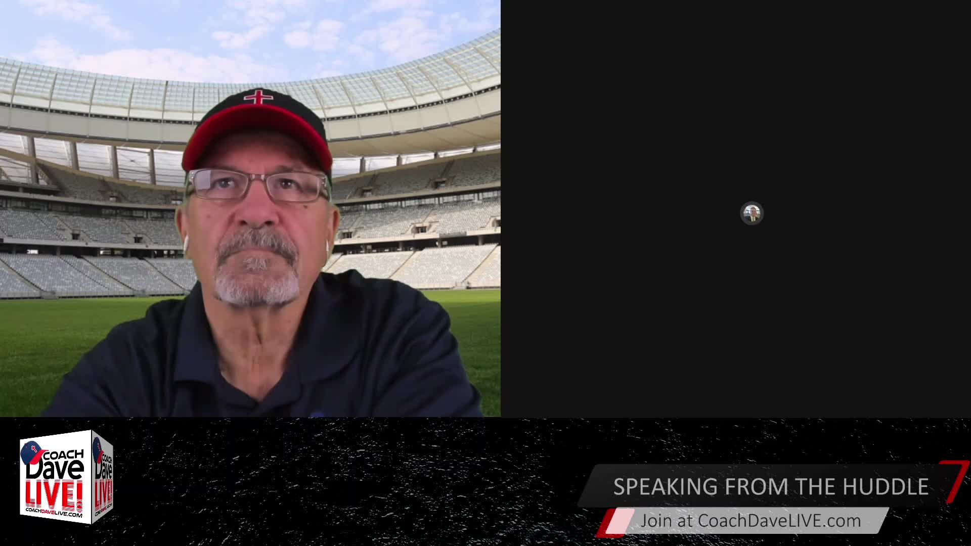 Coach Dave LIVE   5-11-2021   WE SHOULD REPLACE THE CONSTITION? GUEST TED WEILAND