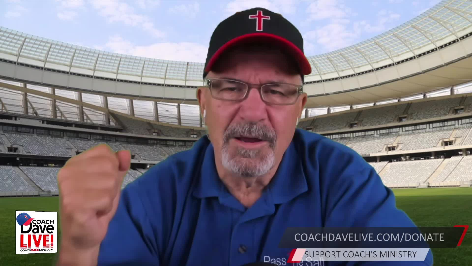 Coach Dave LIVE | 5-31-2021 | WHAT MEMORIAL DAY IS ALL ABOUT - AUDIO ONLY