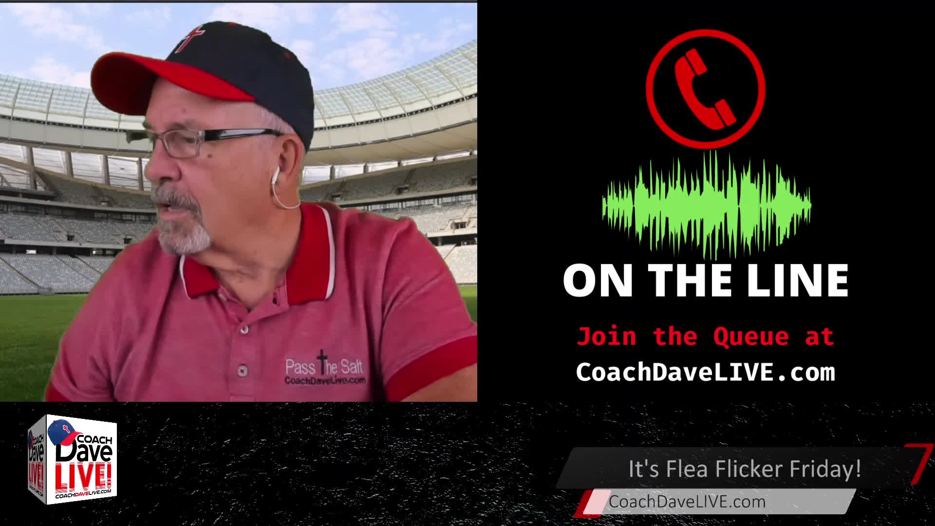 Coach Dave LIVE | 6-4-2021 | BORN THIS WAY? GET BORN AGAIN! - AUDIO ONLY