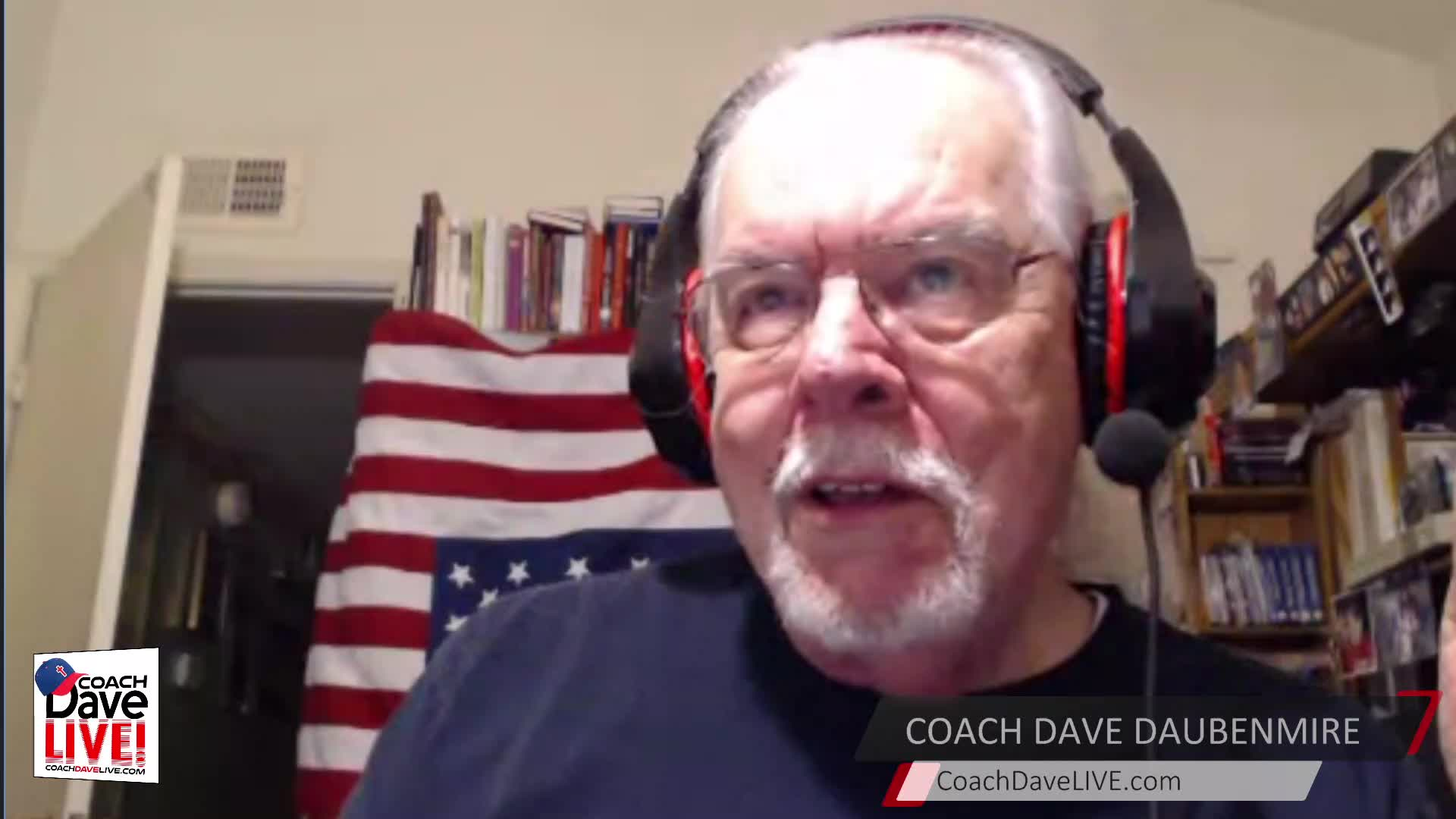 Coach Dave LIVE | 6-7-2021 | LIVE FROM NEW ORLEANS DAY 1 - AUDIO ONLY