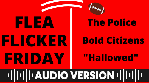 Coach Dave LIVE | 8-20-21 | FFF: The Police, Bold Citizens and Hallowed - AUDIO ONLY