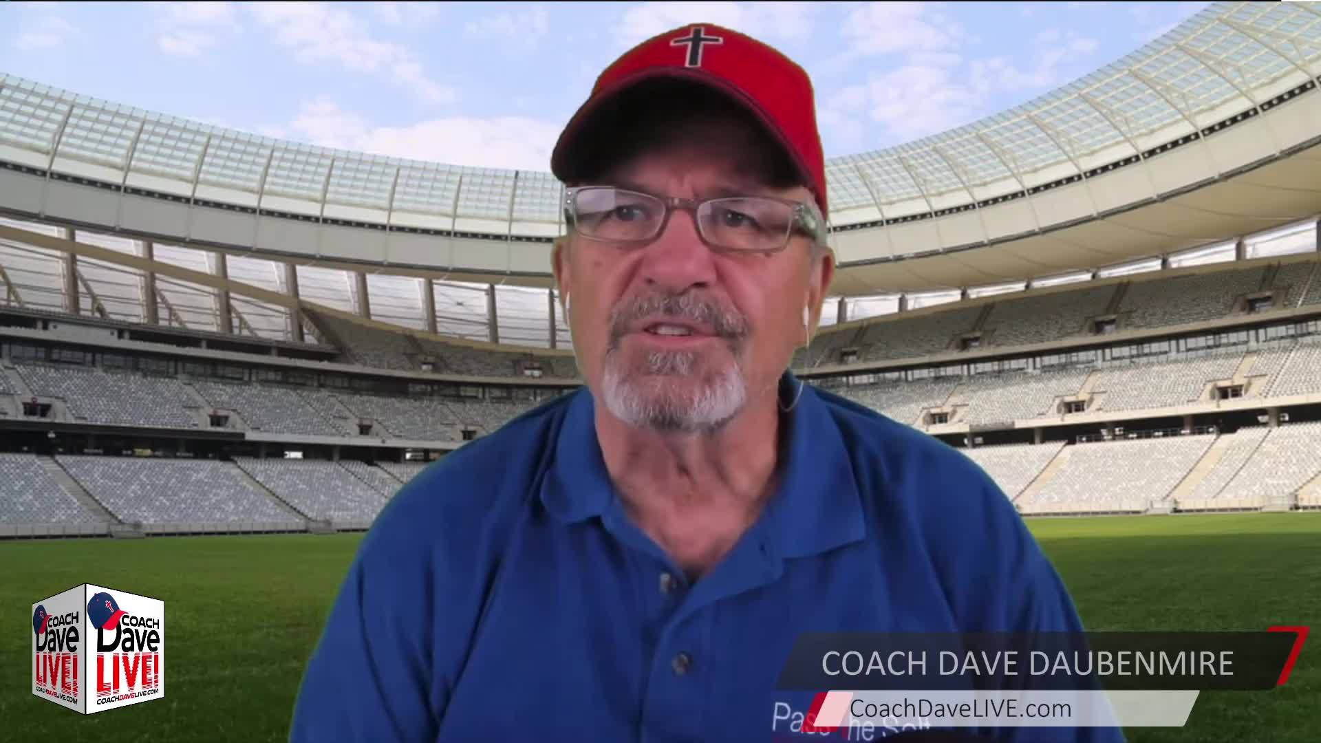 Coach Dave LIVE   5-19-2021   SPIRITUAL GIFTS AND HOW TO USE THEM