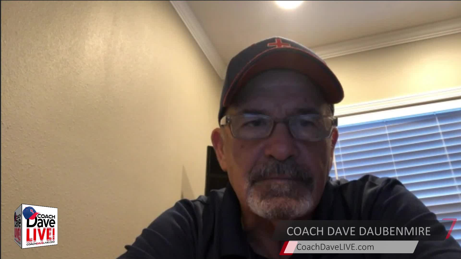 Coach Dave LIVE | 6-9-2021 | JESUS WHAT HAPPENED TO US?