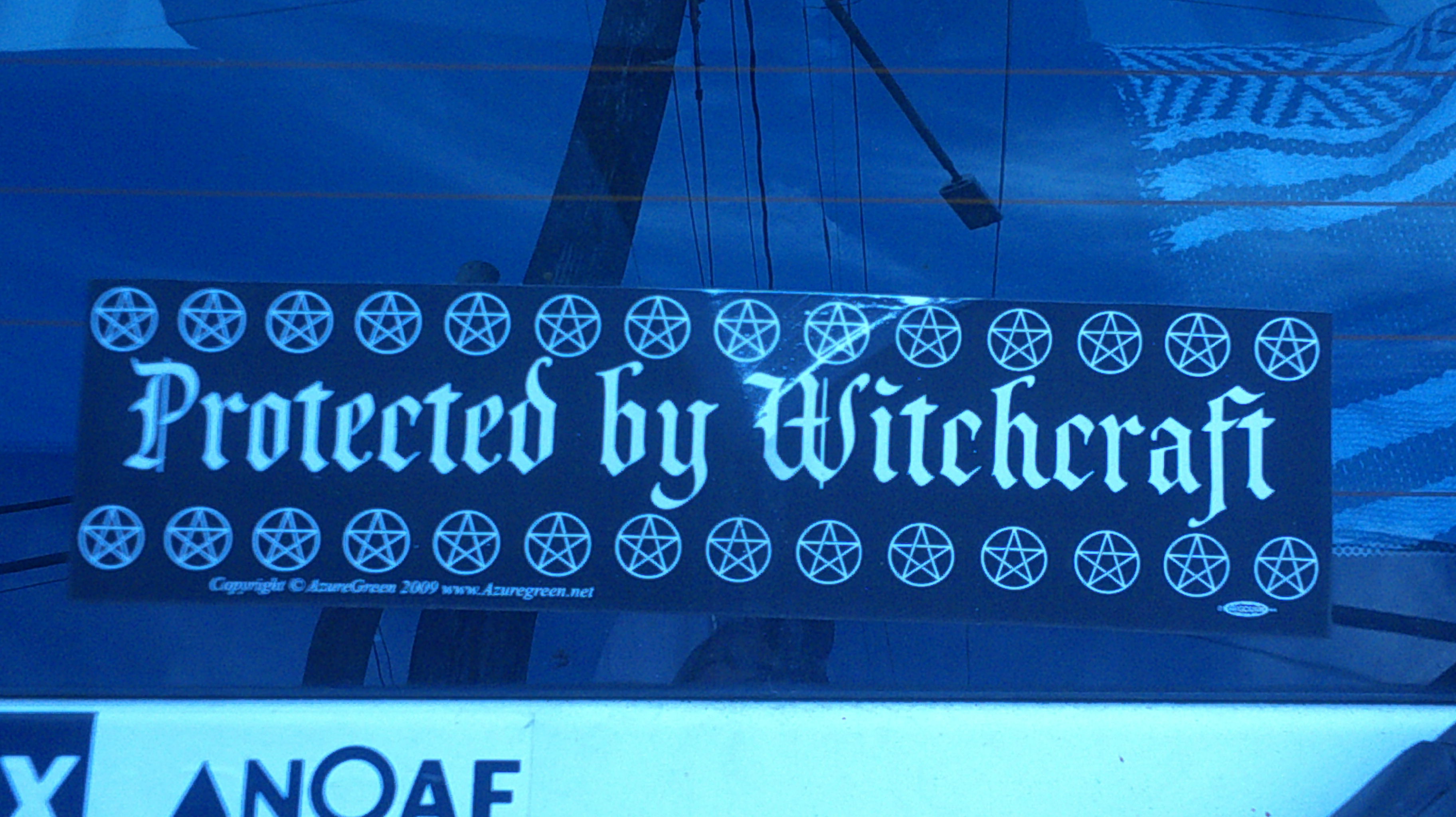 WITCHCRAFT RUNS THESE ABORTION SLAUGHTER HOUSES!