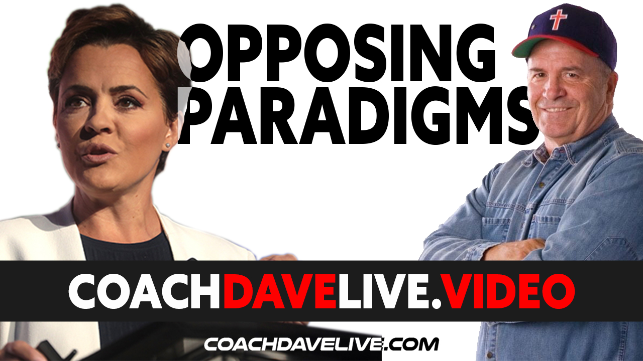 Coach Dave LIVE | 6-16-2021 | OPPOSING PARADIGMS