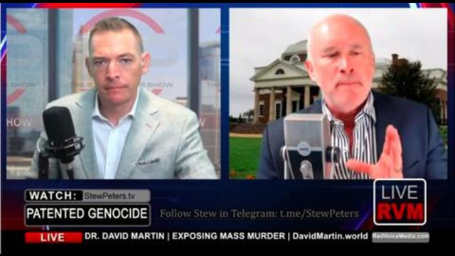 Dr. David Martin Just Ended COVID, Fauci, DOJ, Politicians in ONE INTERVIEW. - Stew Peters