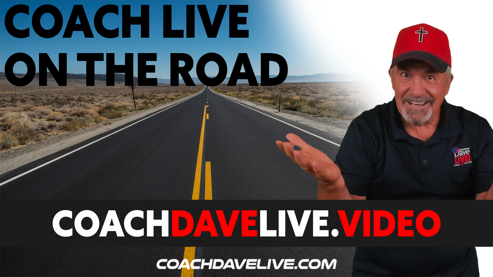 Coach Dave LIVE | 9-2-2021 | COACH LIVE ON THE ROAD
