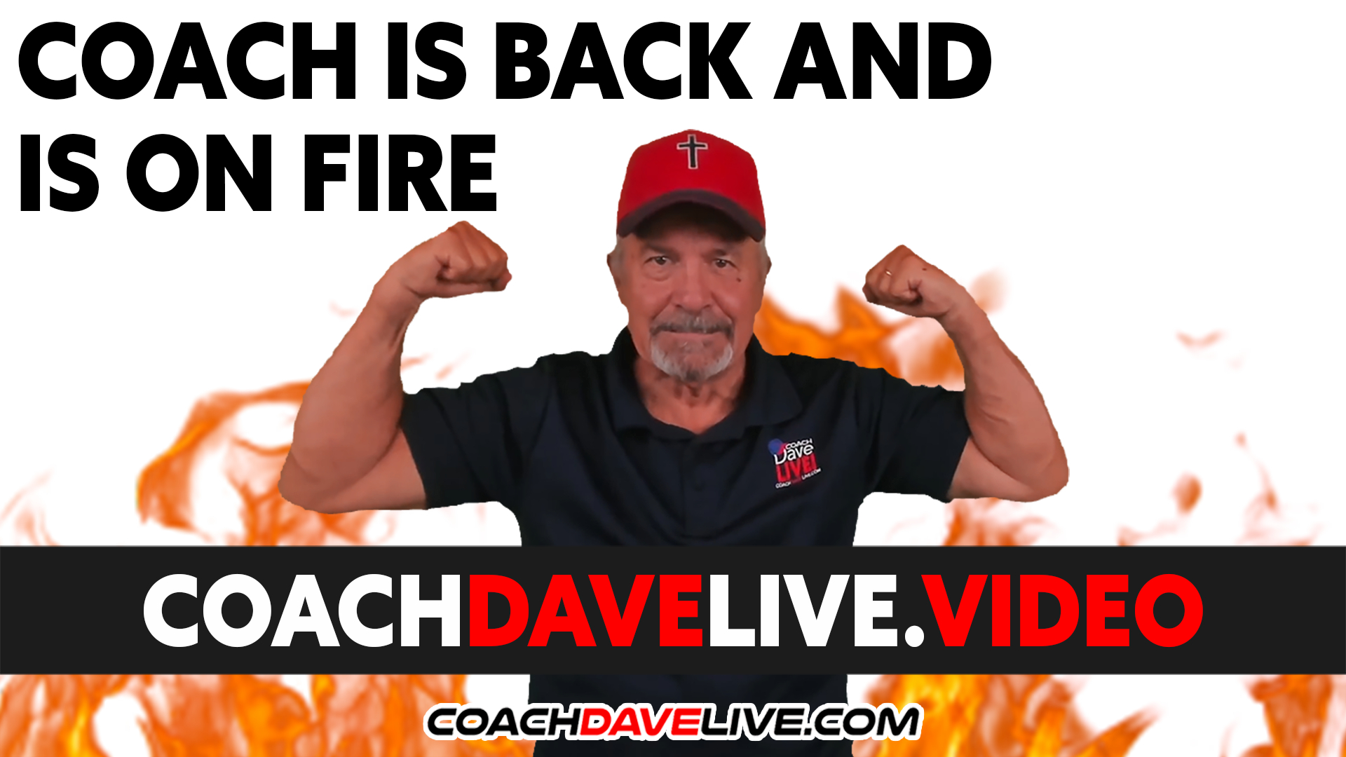 Coach Dave LIVE | 9-15-2021 | COACH IS BACK AND IS ON FIRE!